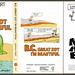 6576 T Johnny Hart B.C.Great Zot I'M BEAUTIFUL 1979. CORONET BOOKS -  HODDER FAWCET