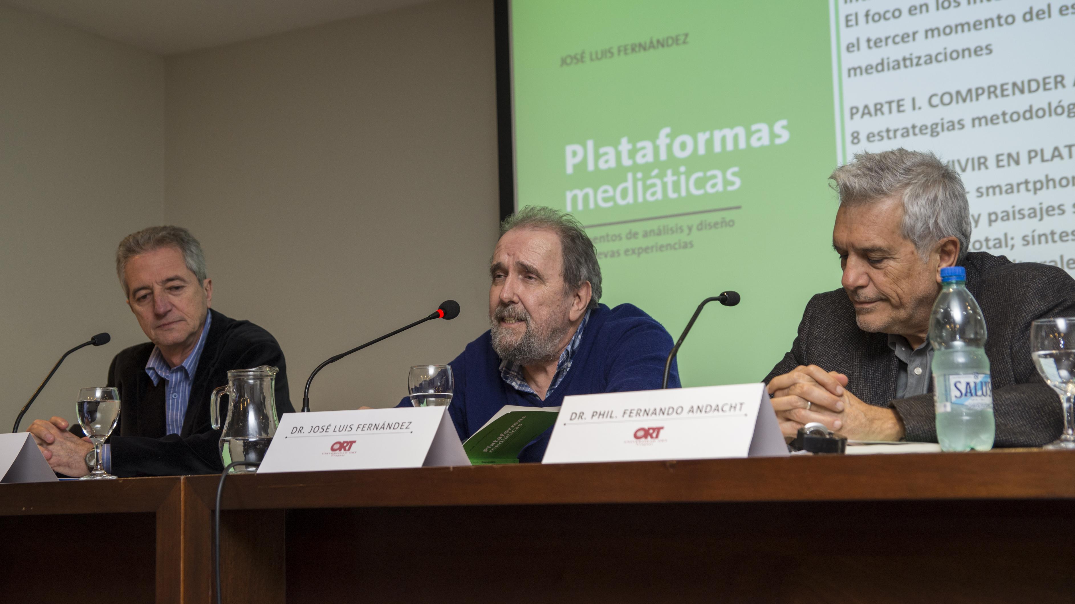 Plataformas mediáticas - junio 2018