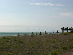 Пляжные зонтики / Beach umbrellas