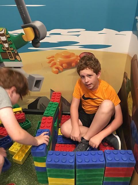 Legoland for Connor's 11th Birthday