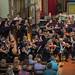 DSCN0042left Sinfonia da Requiem, Benjamin Britten. Ealing Symphony Orchestra, leader Peter Nall, conductor John Gibbons. St Barnabas Church, west London. 14th July 2018