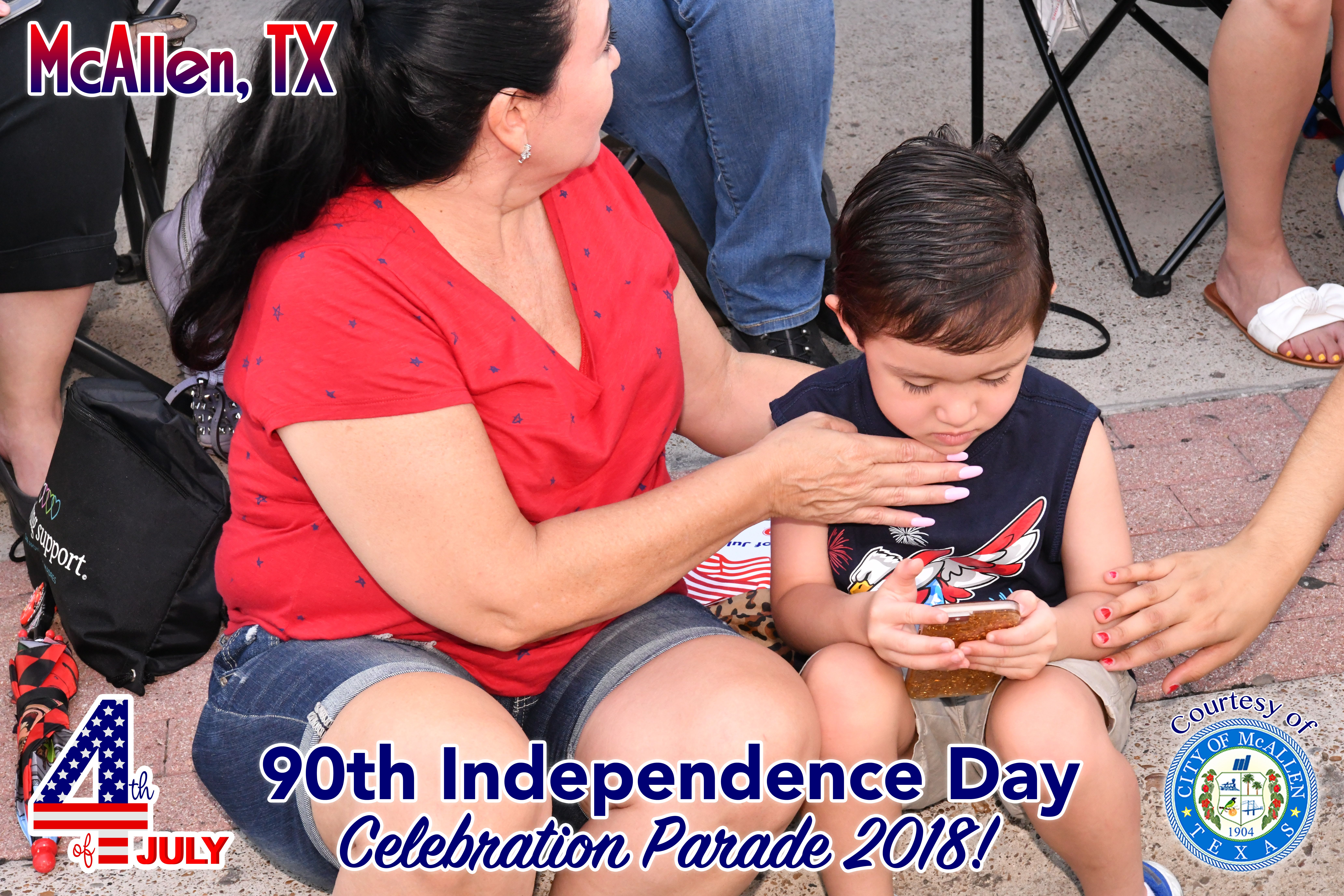 90th McAllen 4th of July Celebration Parade 2018 – Part 6