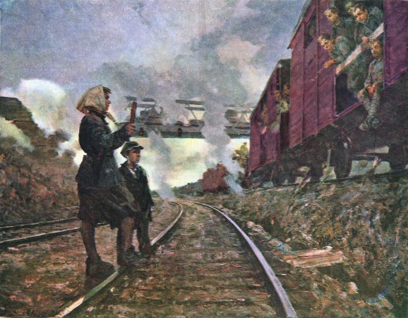 Черняев Д. 1942 год