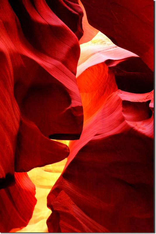 Lower Antelope Canyon, Page, Arizona (3)