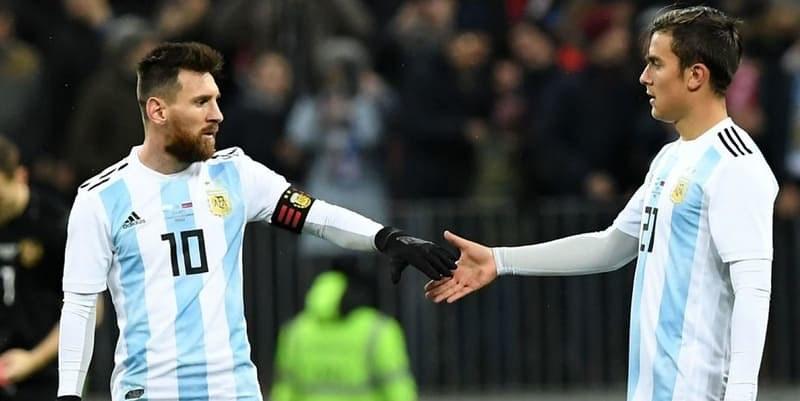 Paulo Dybala Sambut Gembira Duet Dengan Messi