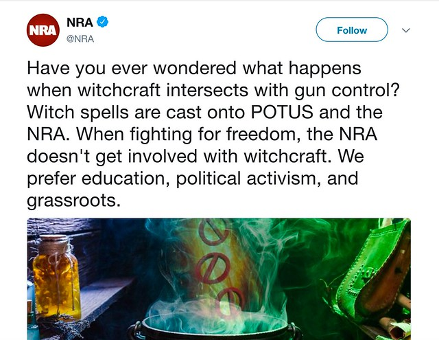 NRAwitchcraft