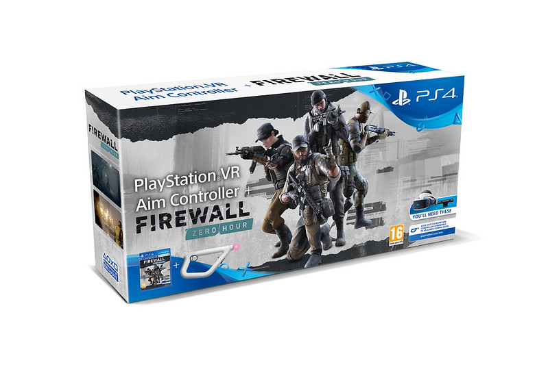 Firewall Zero Hour Pack Aim controller