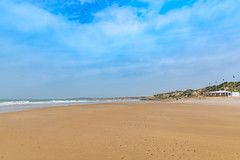 Beach in Conil de la Frontera Spain