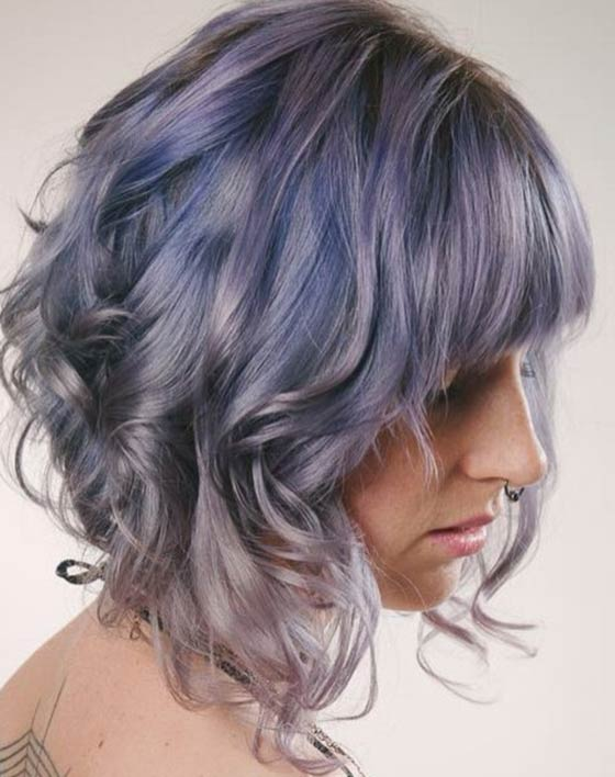 50 Most Thrilling Layered Hairstyles For Women -between cute and sexy 6