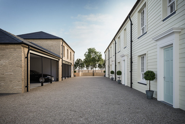 Coningsby Place, Poundbury
