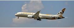 Etihad Airways A6 - BLN