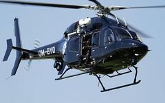Slovak Government Bell 429 Global Ranger @ LZSL