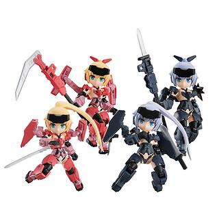 超豐富的忍者武裝!『Desktop Army』 x『Frame Arms Girl 骨裝機娘』第四彈「KT-323f 迅雷系列(KT-323f 迅雷シリーズ)」