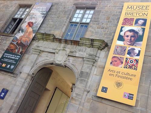 Musée départemental breton / Quimper