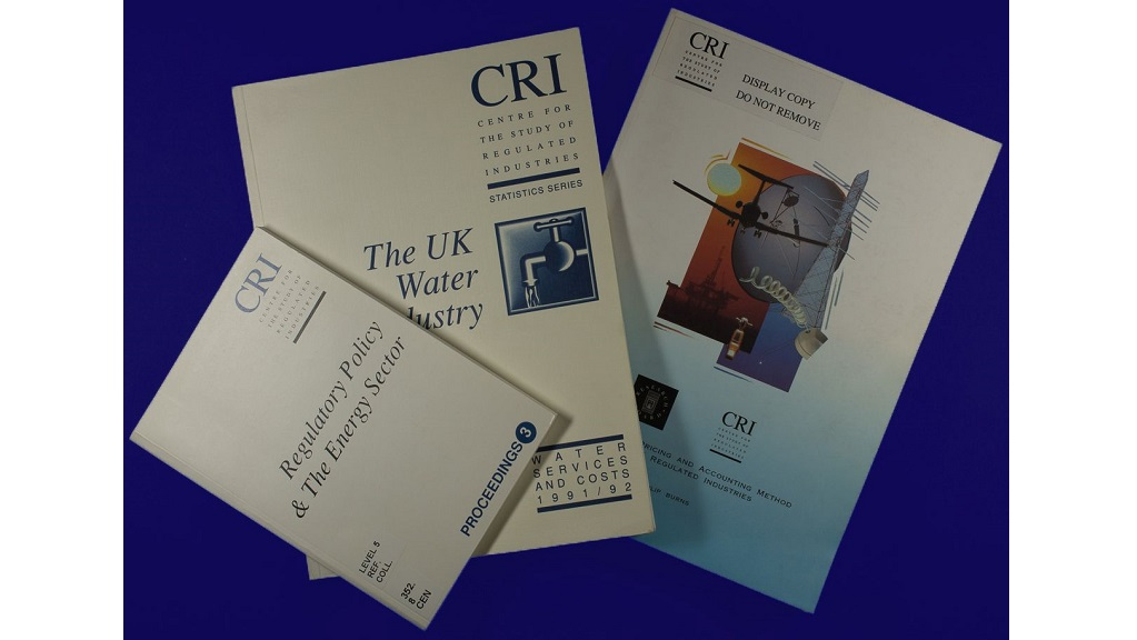 CRI Collection publications