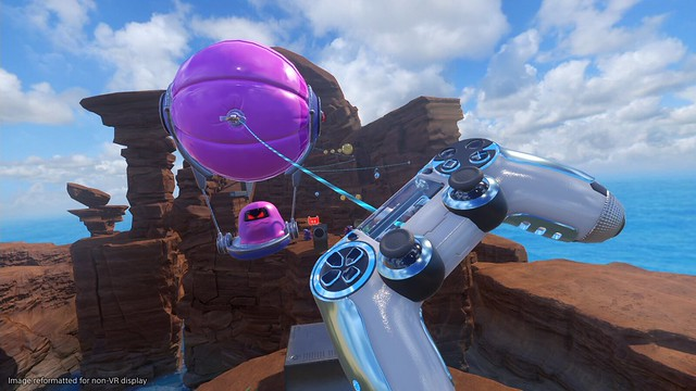 Astro Bot Rescue Mission para PS VR