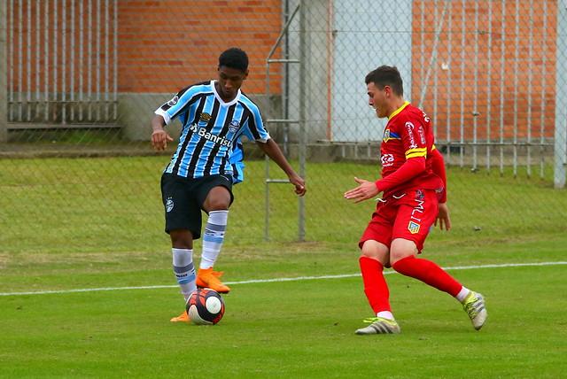 Estadual Sub-20 - Grêmio x Soledade