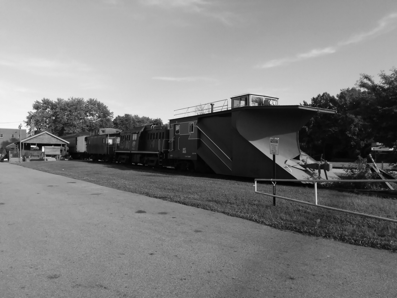 Hocking Valley Scenic Railway - BW 6-14-2018 6-41-46 PM
