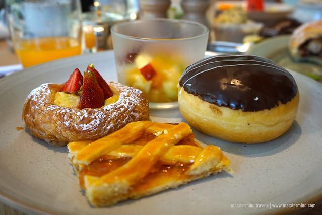 Park Hyatt Saigon - Desserts