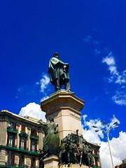 Garibaldi at Naples