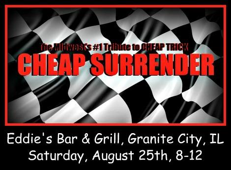 Cheap Surrender 8-25-18
