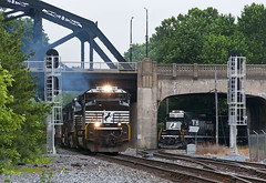 Allentown-Bethlehem Railfanning