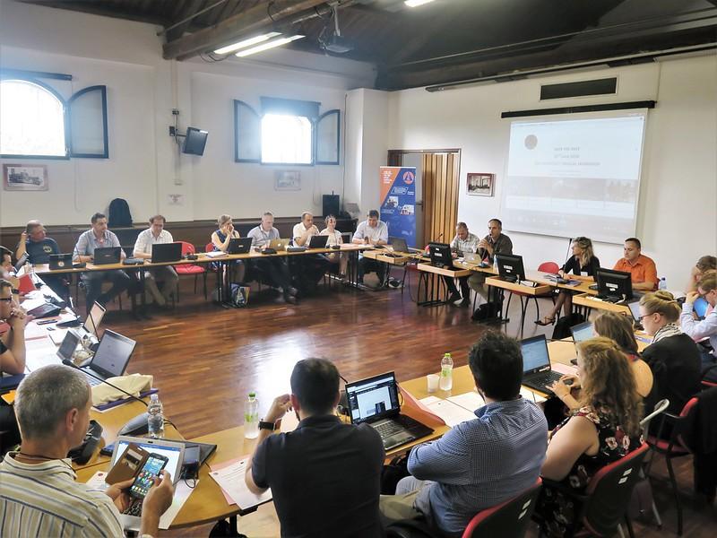 FIRE-IN Annual Dissemination Workshop