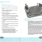 Gramophone Equipment Bluc