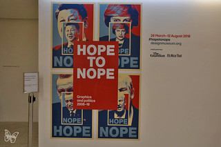 Hope to Nope : Design & Politics 2008-18