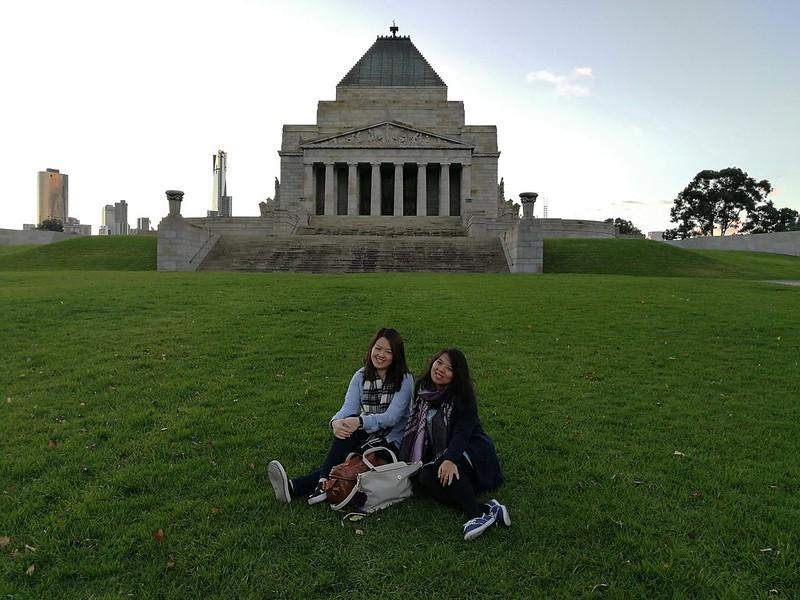 2017 Australia Melbourne Shrine of Remembrance