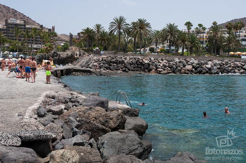 Playa de la Verga, Anfi del Mar