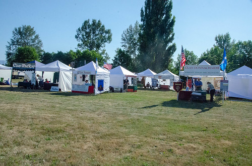 Clan Tents