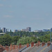 Birmingham skyline from Pershore Road, Stirchley