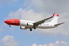 EI-FJM Norwegian Boeing 737-800 EGKK 13/6/18