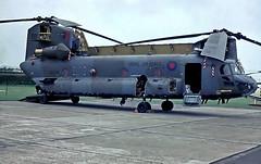 ZA709 Boeing Vertol CH-47C Chinook HC.2 [M7028] (Royal Air Force) Midd
