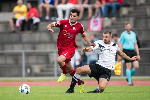 Uster vs. Rafzerfeld (2. Liga)