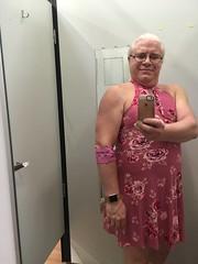 289/365 - Sometimes Walmart has cute dresses