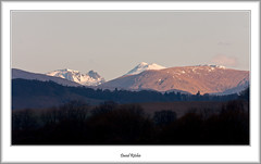 Ben Lomond And Ben Arthur