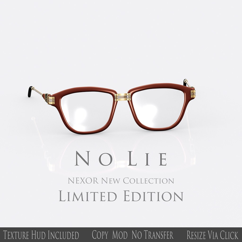 NEXOR - No Lie Shadez - Ad  Limited Edition - TeleportHub.com Live!