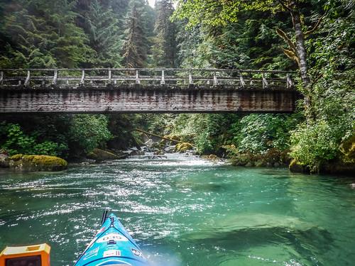 Kayaking on Baker Lake-116