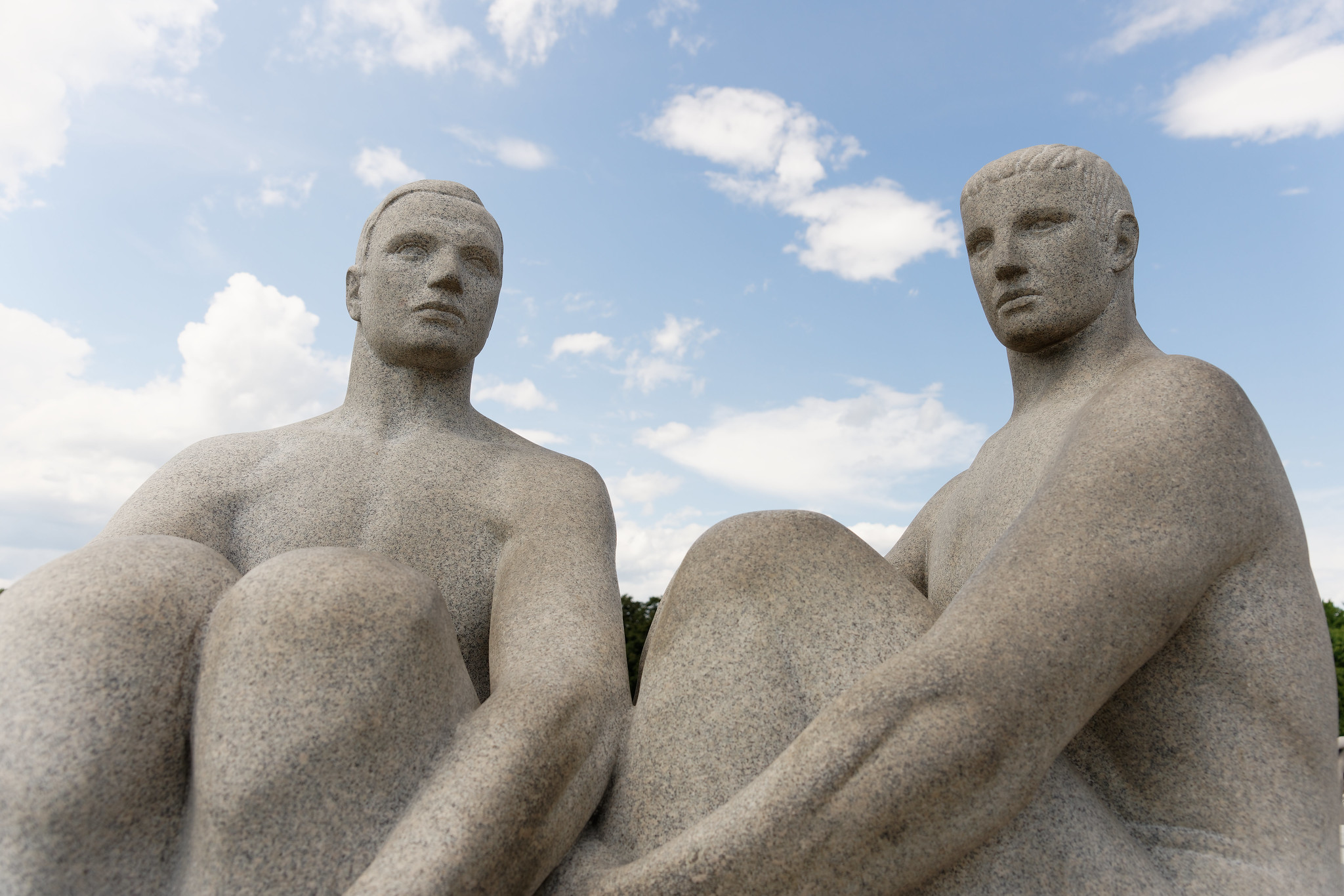 Vigeland Sculpture Park - Oslo, Norway
