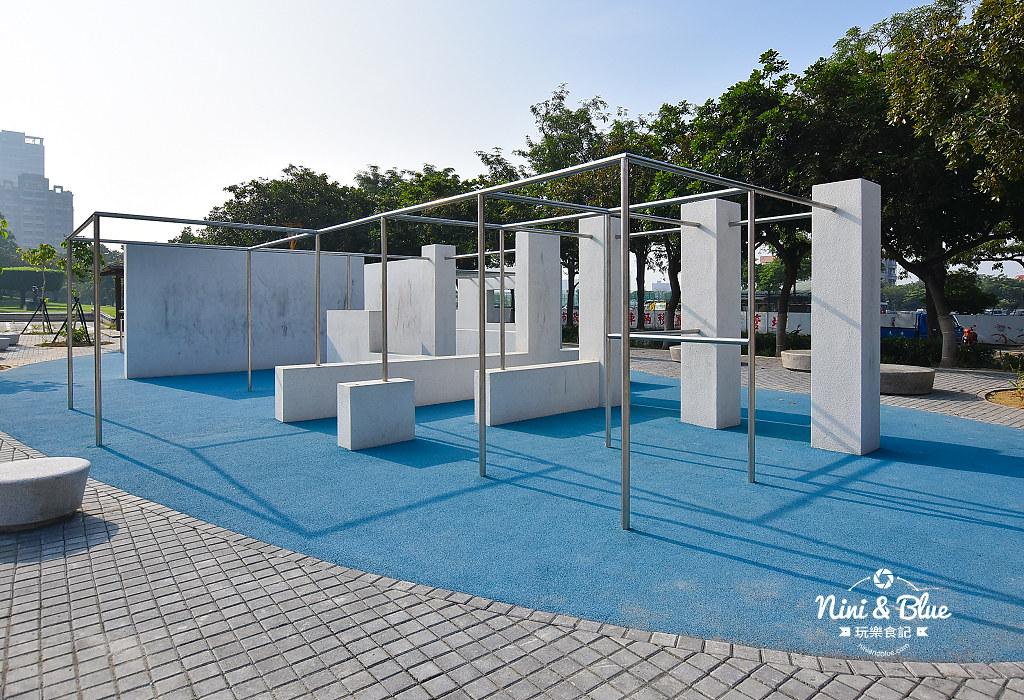 豐樂雕塑公園.台中磨石子溜滑梯08