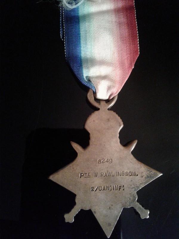Medal 1914-15 Star 29015595618_1627ce95f6_c