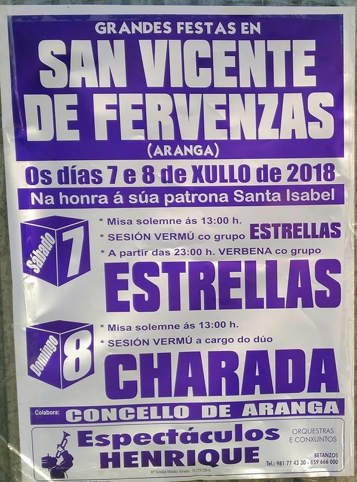 PROGRAMA FESTA SANTA ISABEL 2018