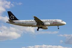 A320 HB-IJM London Heathrow 21.06.18