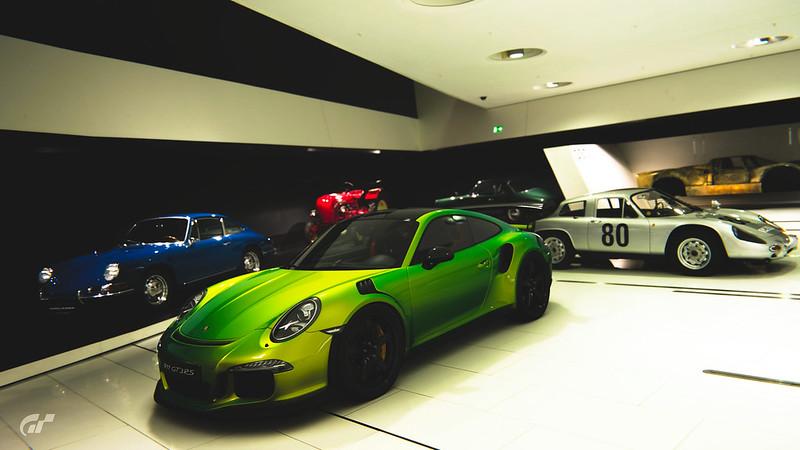 Porsche dream