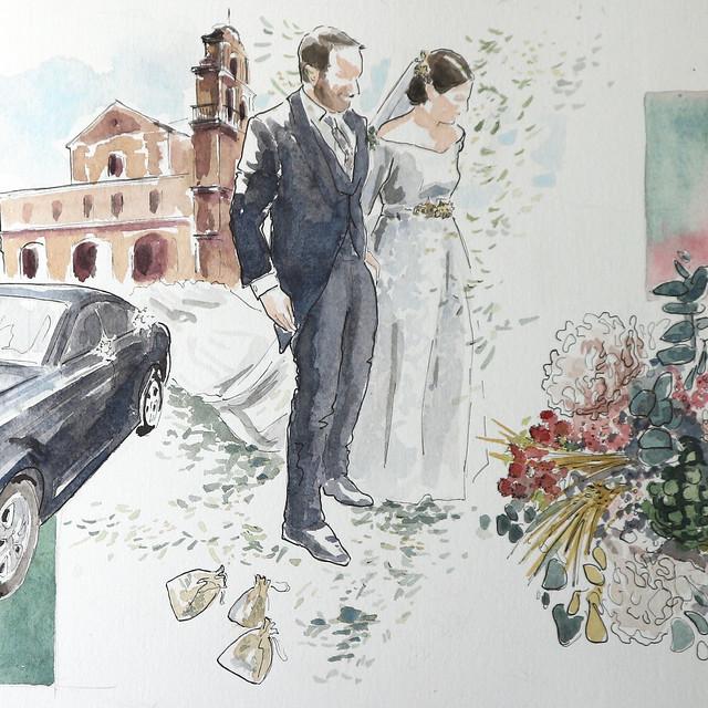 bodas-dibujadas-novios-bride-wedding-iglesia-malaga-mdmrobert