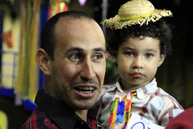 Concurso revela Rei e Rainha Caipira em Arraial Infantil no Parque da Criança