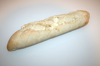 12 - Zutat Knoblauchbaguette / Ingredient garlic baguette