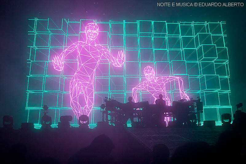 The Chemical Brothers - Rock in Rio-Lisboa '18